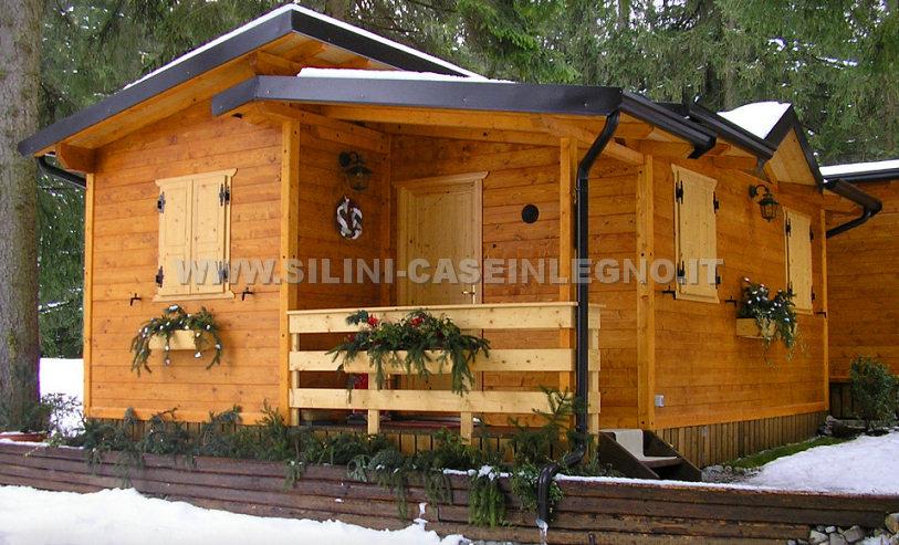 Silini  Azienda falegnameria per case in legno e case mobili per ...