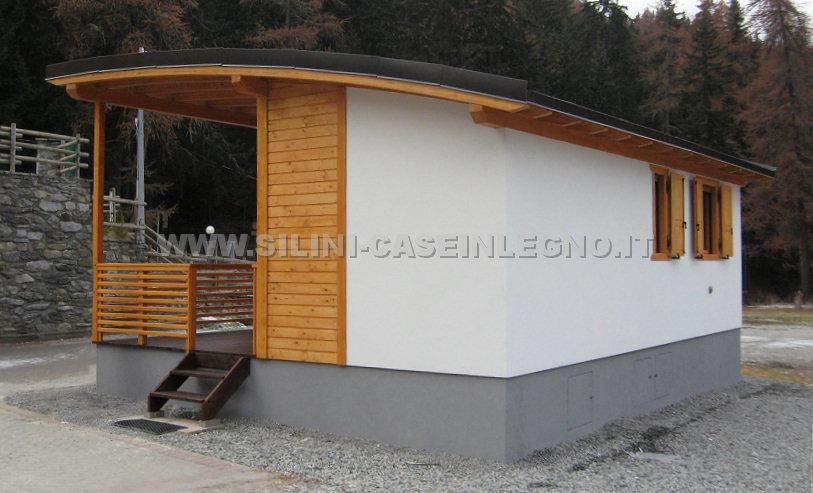Silini case mobili su ruote per campeggio o villaggio for Planimetrie della casa mobile con una camera da letto