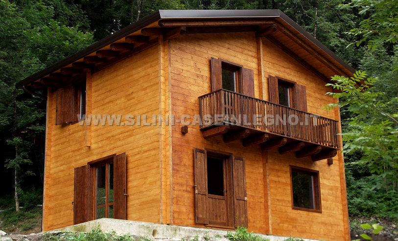 silini case in legno abitative residenziali e chalet