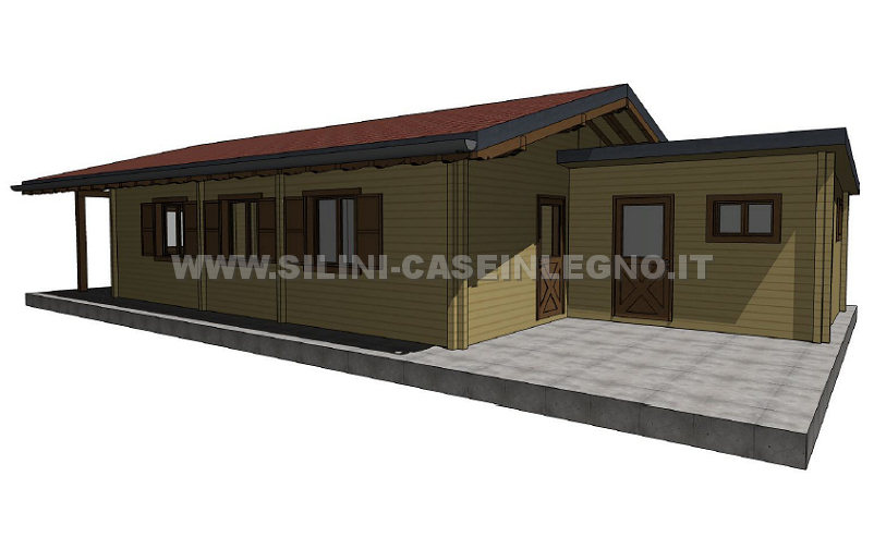 Ufficio In Legno Prefabbricato : Silini produzione e progettazione strutture in legno sedi per